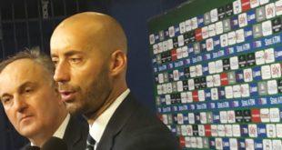 """Bucchi dopo Sassuolo-Genoa: """"Siamo solo all'inizio, lavoreremo per migliorare e fare risultato"""""""