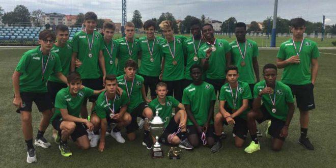 Allievi U16 Sassuolo: 3° posto al 4° Torneo Internazionale Mijo Etlinger