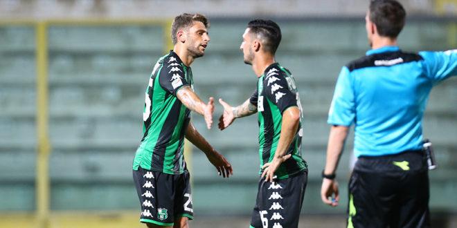 Domenico Berardi e Matteo Politano