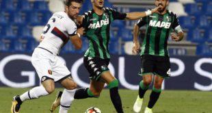 Sassuolo-Genoa 0-0: un punto guadagnato in attesa del vero Sassuolo