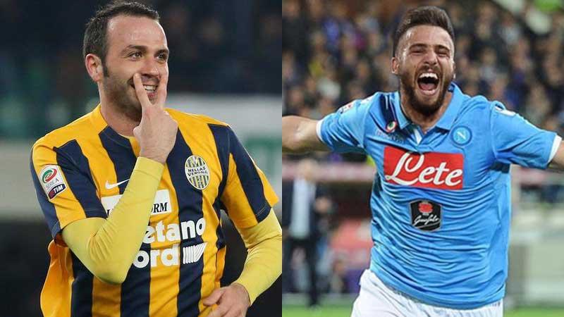 Sassuolo punta due giocatori azzurri, potrebbero anche sbloccare il mercato del Napoli
