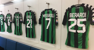 Verso Sassuolo-Torino: 24 convocati, tornano Sensi e Biondini. Politano c'è
