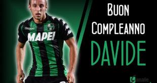 Buon Compleanno a Davide Frattesi, oggi maggiorenne