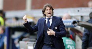 """Rastelli dopo Cagliari-Sassuolo 0-1: """"Sassuolo grande, ma sconfitta immeritata"""""""
