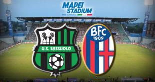 Sassuolo-Bologna: FINALE 0-1, decisivo Okwonkwo nel finale