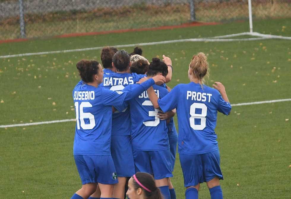 Coppa italia femminile bologna sassuolo 0 2 buona la prima canale sassuolo - Sassuolo italia ...