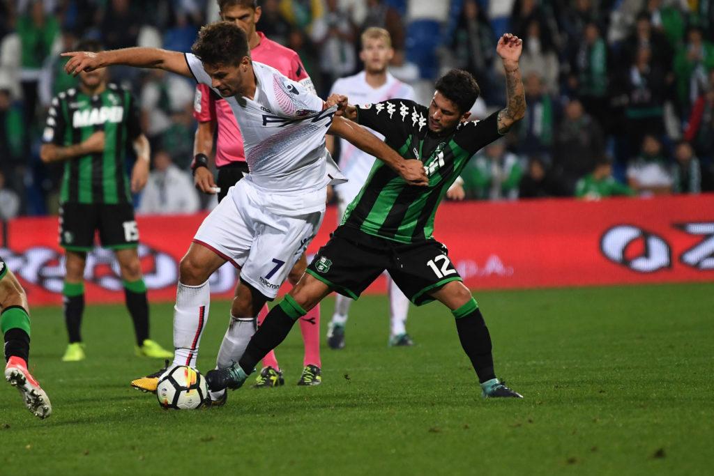 Sassuolo-Bologna 0-1  il derby è una doccia fredda  336f5687a6d9