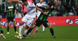 Sassuolo-Bologna 0-1: il derby è una doccia fredda