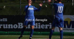 Andrea Mattioli e Fabien Petronelli
