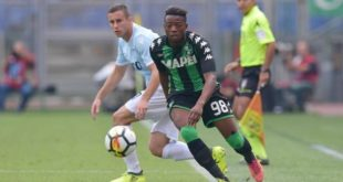 Calciomercato Sassuolo: Adjapong vicinissimo all'Hellas Verona