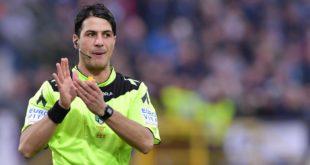 Milan-Sassuolo: l'arbitro è Manganiello di Pinerolo. Ecco statistiche e squadra arbitrale