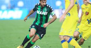 """Verso Benevento-Sassuolo, Magnanelli: """"Saremo pronti e combatteremo colpo su colpo"""""""
