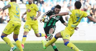 Sassuolo-Chievo 0-0: un impegno che non dà frutti