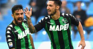Spal-Sassuolo 0-1, Matteo Politano
