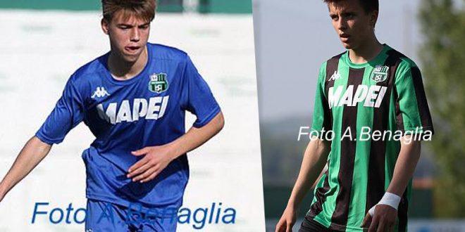 Federico Artioli e Andrea Mattioli