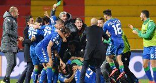 Benevento-Sassuolo 1-2: quanta fatica per questi tre punti