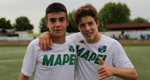 Italia Under 15: convocati due difensori del Sassuolo a Coverciano