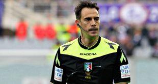 Verso Sampdoria-Sassuolo: l'arbitro è Gavillucci
