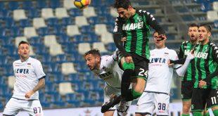 Sassuolo-Crotone 2-1: il Mapei Stadium rivede una vittoria