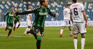 """Verso Sampdoria-Sassuolo, Goldaniga: """"Andiamo a Genova in cerca di punti"""""""