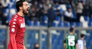 Sassuolo-Inter, Andrea Consigli