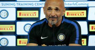 """Spalletti su Sassuolo-Inter: """"Un avversario durissimo"""""""