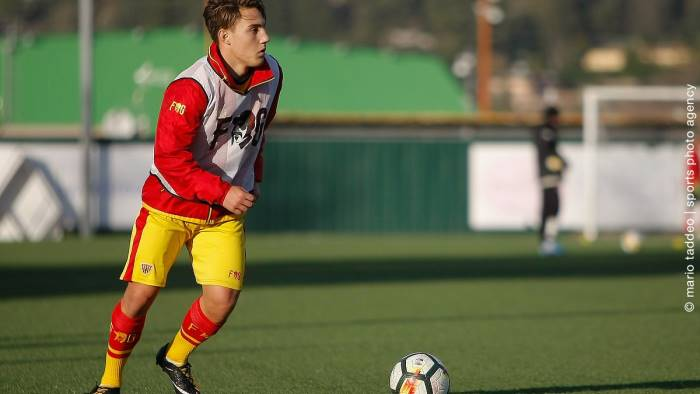 christian cannavaro al benevento