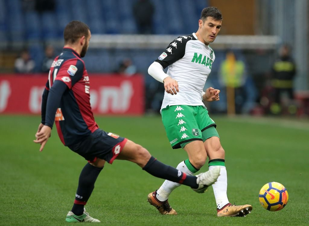 Focus on Sassuolo-Genoa  precedenti 6302bee23d54