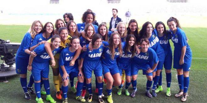 Fenmminile Sassuolo: Primavera A mantiene la testa della classifica, Primavera B cade con il Riccione