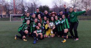 Primavera Femminile: Sassuolo A vince e resta in testa, cade il Sassuolo B. L'U15 vince il torneo Asroo