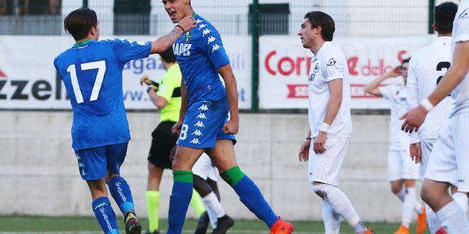 Simone Franchini, Sassuolo-Spezia Viareggio Cup