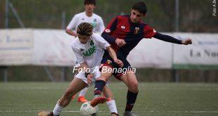 Paolo Capogna, Under 15 Sassuolo