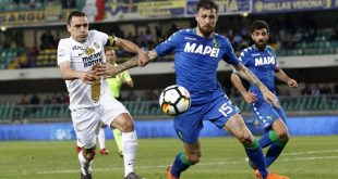 Hellas Verona-Sassuolo 0-1: il gioco c'è, il gruppo c'è. La voglia di salvarsi anche