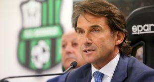 """Calciomercato Sassuolo, Carnevali: """"Mammana ci piace, ma serve una punta"""""""
