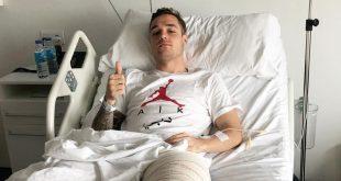 Pol Lirola operato a Barcellona, intervento perfettamente riuscito