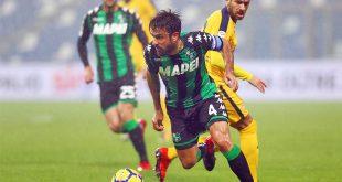 Il Tabellino di Hellas Verona-Sassuolo 0-1: La decide Mauricio Lemos