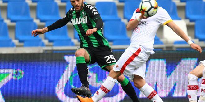 Sassuolo-Benevento diretta live