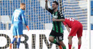 Le pagelle di Sassuolo-Fiorentina 1-0: Politano ci porta altri tre punti