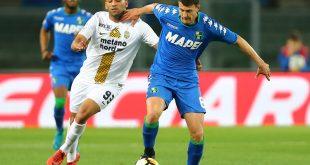 Hellas Verona-Sassuolo: multata la società per il comportamento dei gialloblù