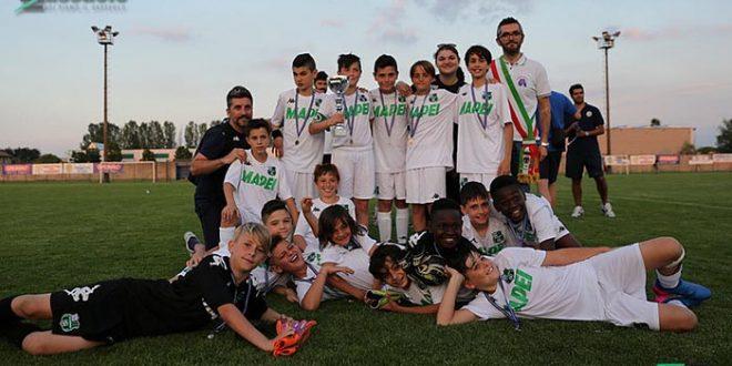 FOTOGALLERY: I Pulcini 2007 al Torneo Città di Castelnovo Sotto