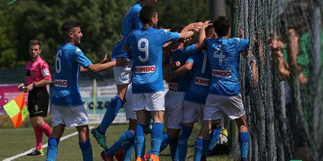 L'Under 15 esce a testa alta: non basta l'1-0 esterno sul Napoli