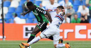 Focus on Sampdoria-Sassuolo: precedenti, curiosità e gli highlights della scorsa stagione