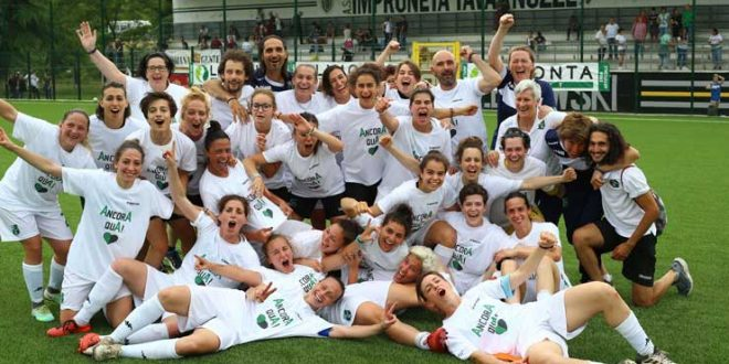 Sassuolo femminile all'ultimo respiro: salvezza ai tempi supplementari!