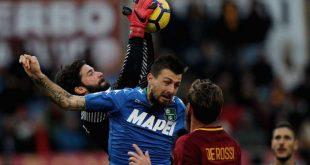Diretta SASSUOLO-ROMA: segui il match dal Mapei Stadium