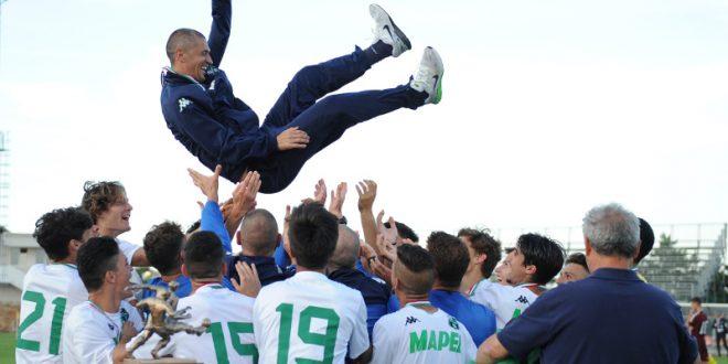 Berretti pigliatutto: anche la Supercoppa è neroverde!