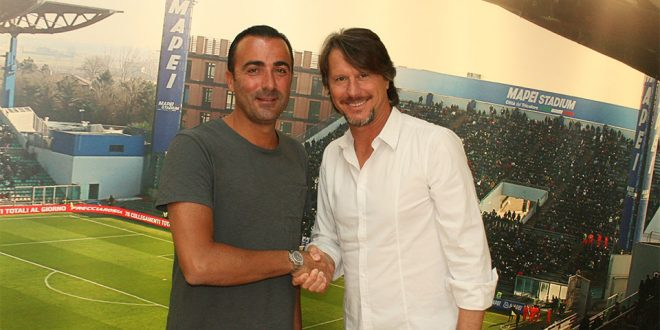 Barone nuovo allenatore della Berretti: è ufficiale