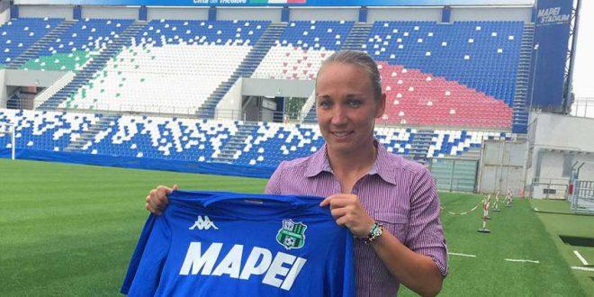 Calciomercato: primo colpo per il Sassuolo Femminile, arriva Gaëlle Thalmann!