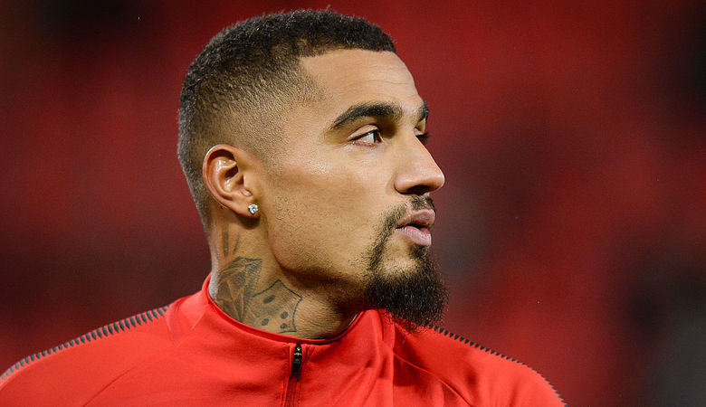 Kevin Prince Boateng sassuolo