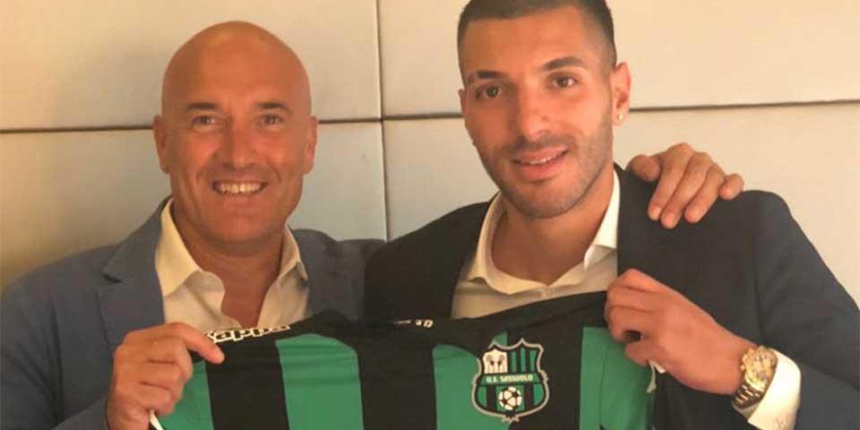 Mehdi Bourabia Sassuolo calcio
