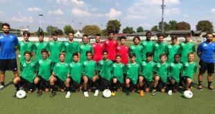 Under 14 Sassuolo 2005
